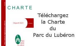 La charte du Parc du Luberon